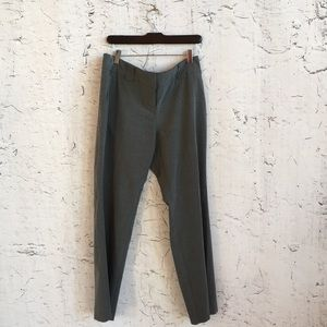 NEW YORK AND CO GREY TROUSERS 12